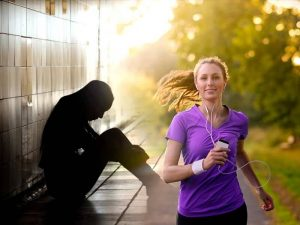 טיפול באמצעות ריצה