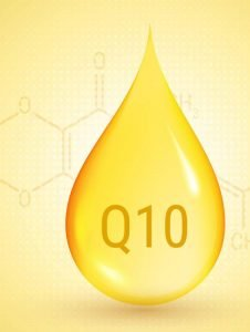 Coenzyme Q10/יוביקנוול לפוריות